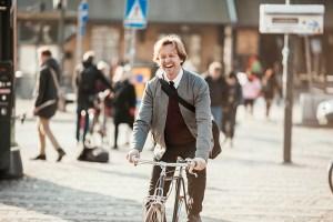 Para diminuir o risco de sofrer estresse, vá em bicicleta