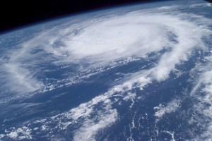 O espantoso furacão Irma