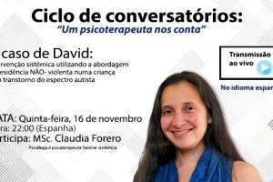 FUNIBER começa ciclo de Conversatorios com especialistas em Psicologia