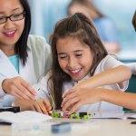 A partir de los 15 años las niñas pierden interés por la tecnología