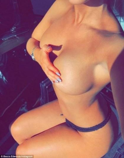 Παρουσιάστρια ανεβάζει γυμνές φωτογραφίες στο Instagram και «μοιράζει» εγκεφαλικά