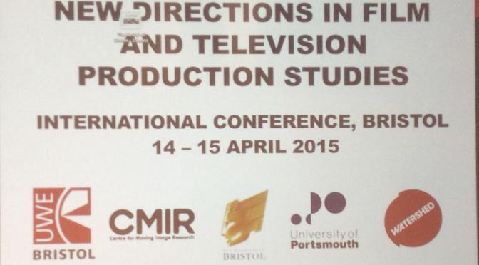 New Directions in Film and Television Production Studies
