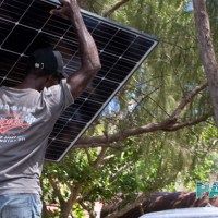 Shifting electricity generation from non-renewable to renewable sources in Vanuatu