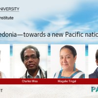 New Caledonia – towards a new Pacific nation?