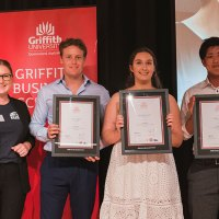 Griffith Innovation Challenge: Sustainability meets technology