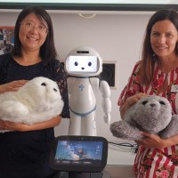 Connecting culture and robotic technology: The future of aged care in Australia