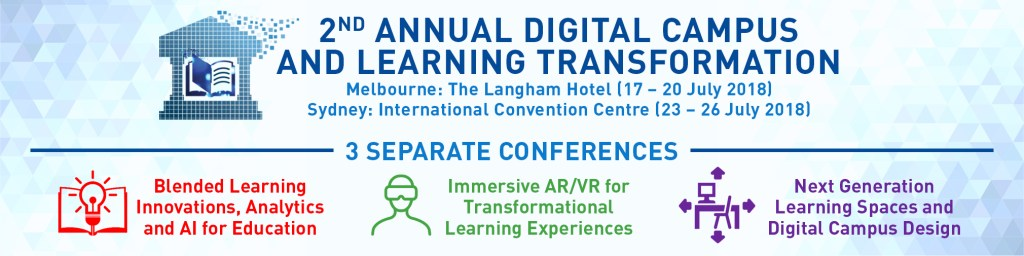 digital campus and learning transformation
