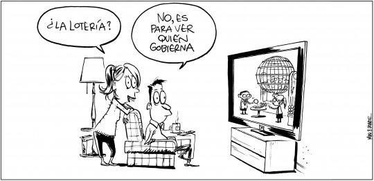 Miki & Duarte, humor de actualidad » Archivo » La Lotería