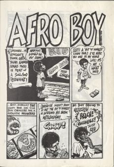 Afro Boy/Conspiracy Capers