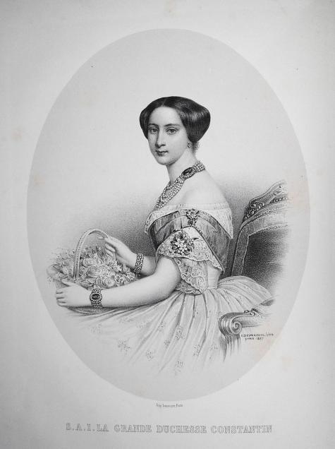 La Grande Duchesse Constantin