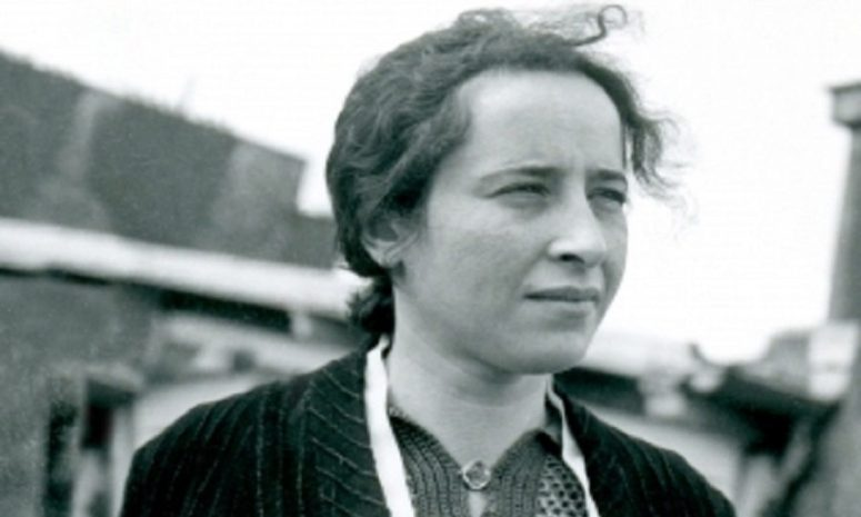 Arendt works – Thinking and Judging with Hannah Arendt