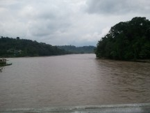 Where el Río Napo & el Río Misahuallí meet