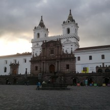 Iglesia de San Francisco de Quito