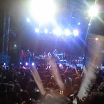 Carnaval concert in Guaranda