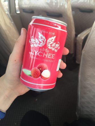 Favorite Litchi drink