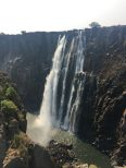 The Falls from Zambia
