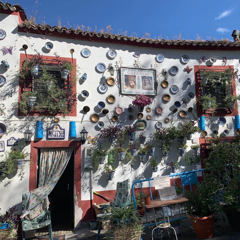 Spanish house, Granada, El Sacromonte