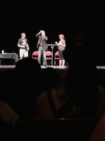 The Mentalist, put on by the SAC last night!