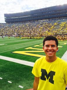 Me and the Big House!