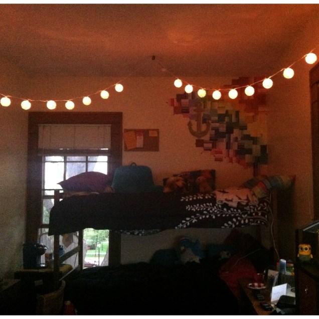 Our mood lighting