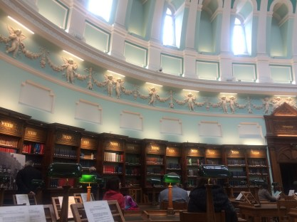 Reading Room of the National Library