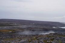 The landscape was breathtaking.