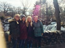 I loved getting to travel for one last break with my best friends!
