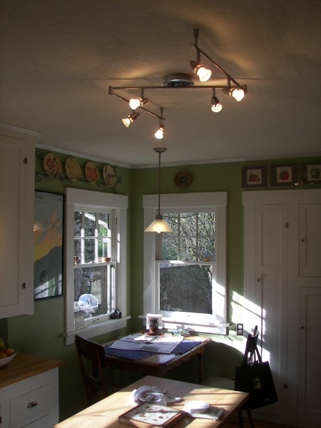 New Kitchen Lighting