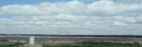 Cargill feedlot, Dalhart, Texas.