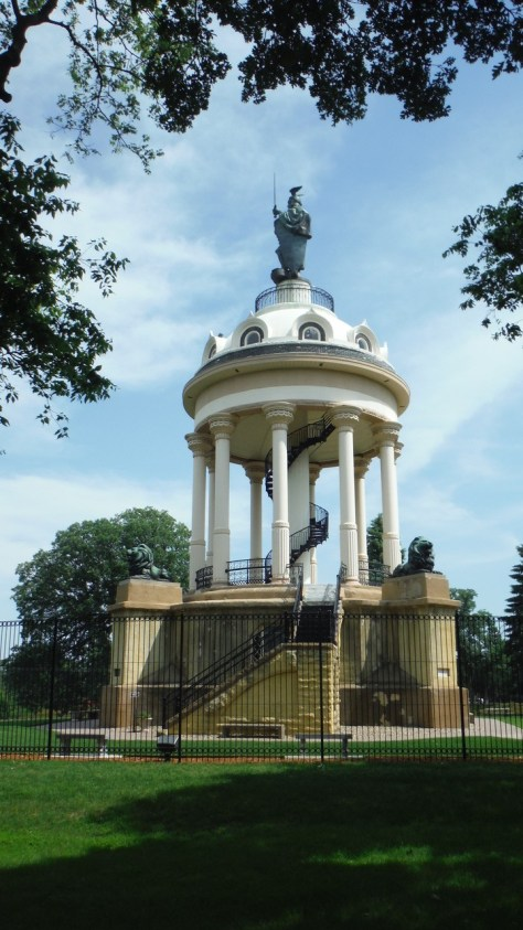 Herrmann Monument, New Ulm, MN