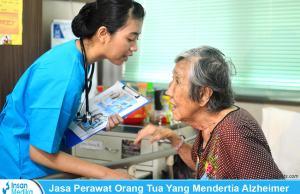 Jasa perawat alzheimer dan demensia