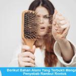 Berikut Bahan Alami Yang Terbukti Mengatasi Penyebab Rambut Rontok