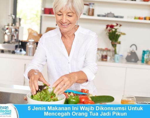 Makanan pencegah pikun