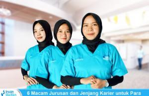 6 Macam Jurusan dan Jenjang Karier untuk Para Lulusan Keperawatan & Kesehatan