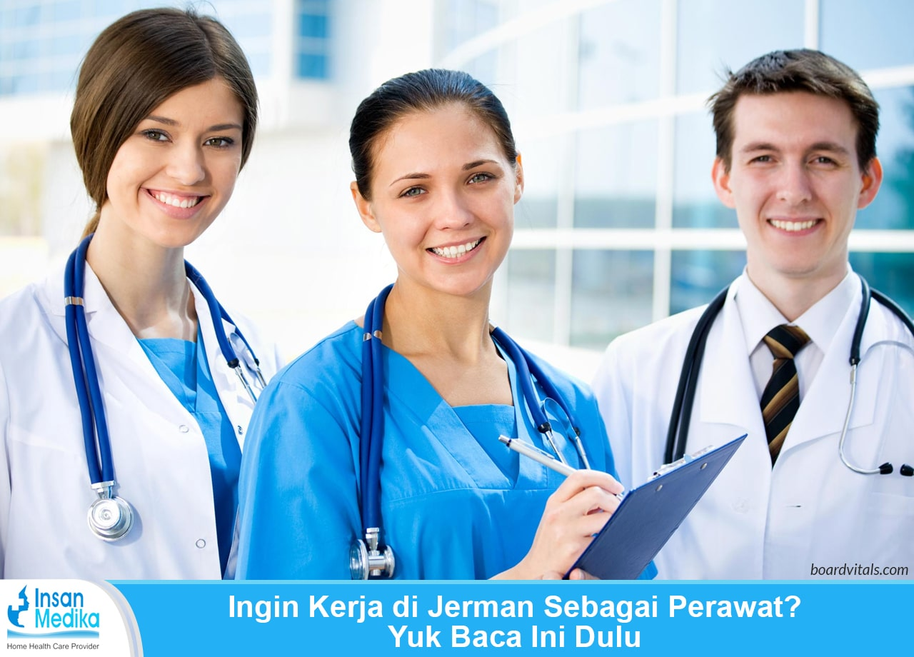 Syarat kerja di Jerman untuk perawat asal Indonesia