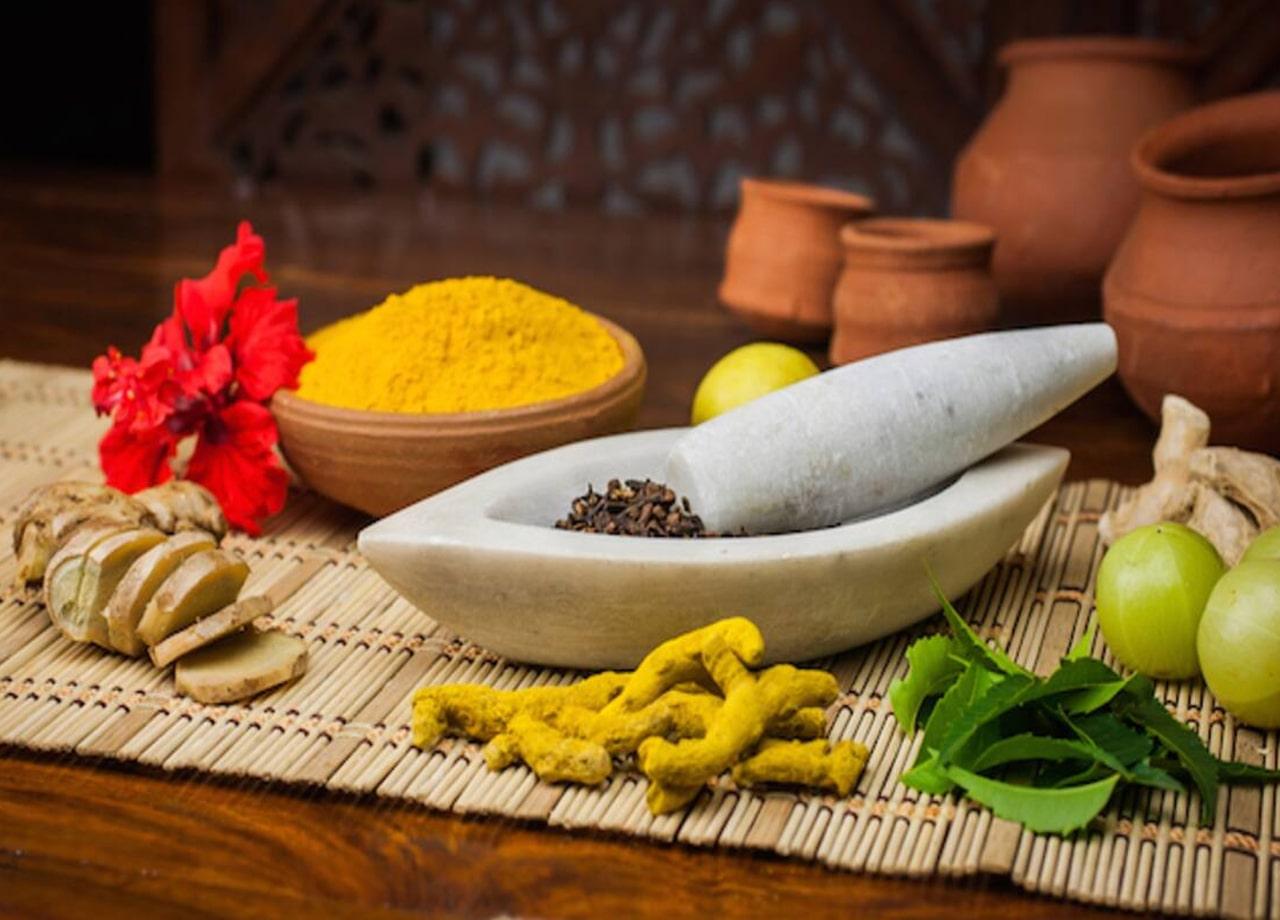 10 Bumbu dapur yang dapat dijadikan sebagai obat alami