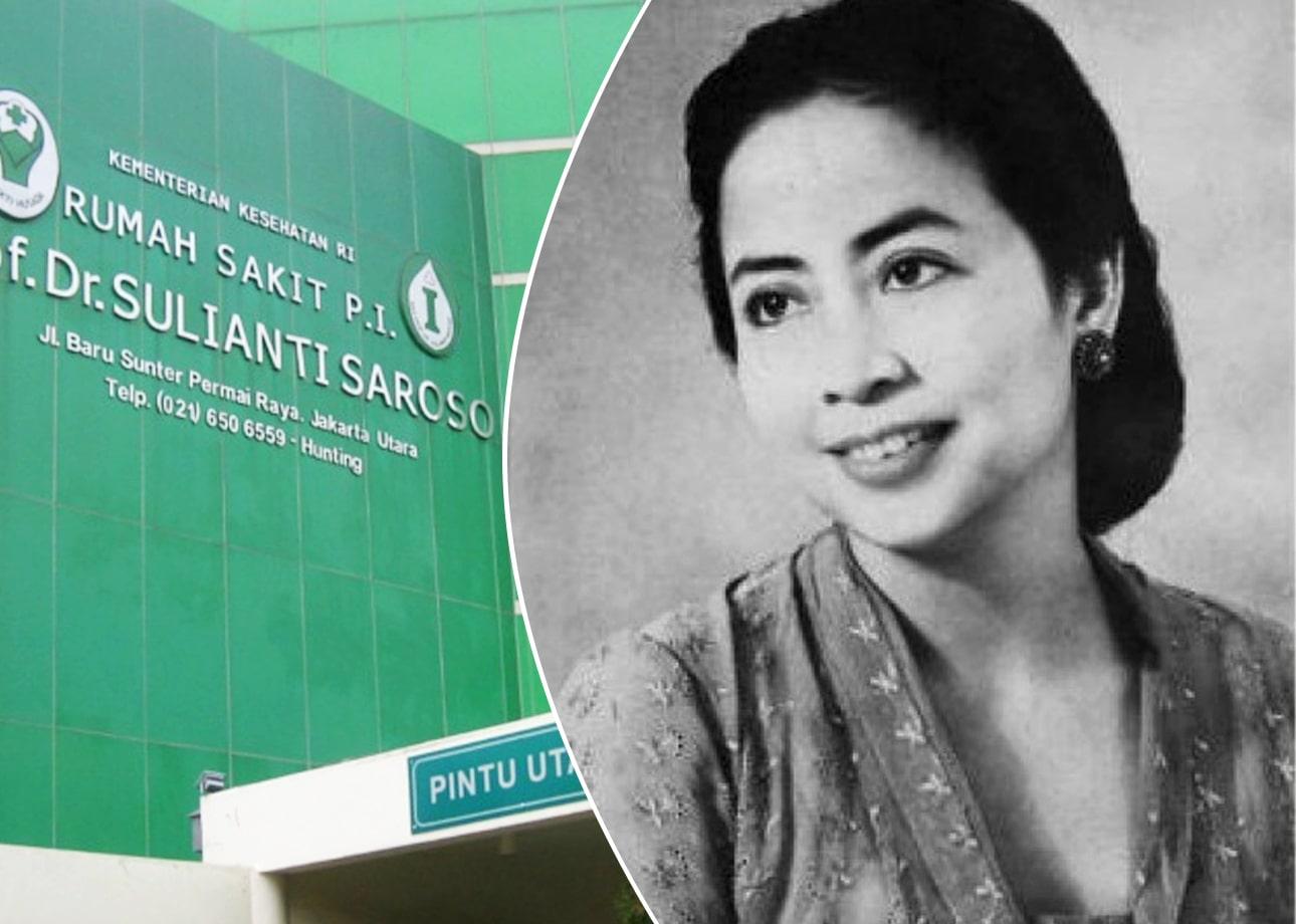 Mengenal Sulianti Saroso Yang Diabadikan Menjadi Nama Rumah Sakit