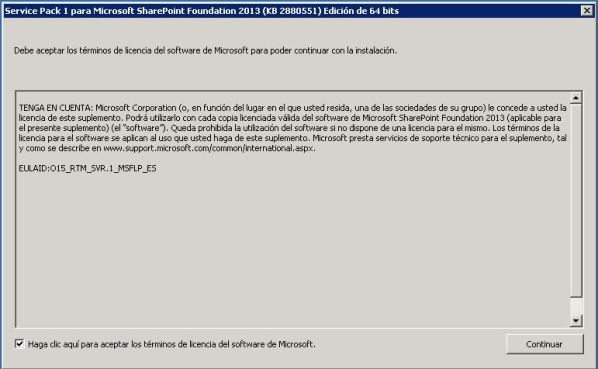 UpdateSharepoint2013000sp10001