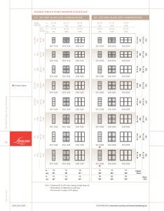 also size chart for double hung windows  drafting modeling and  rh blogs jccc