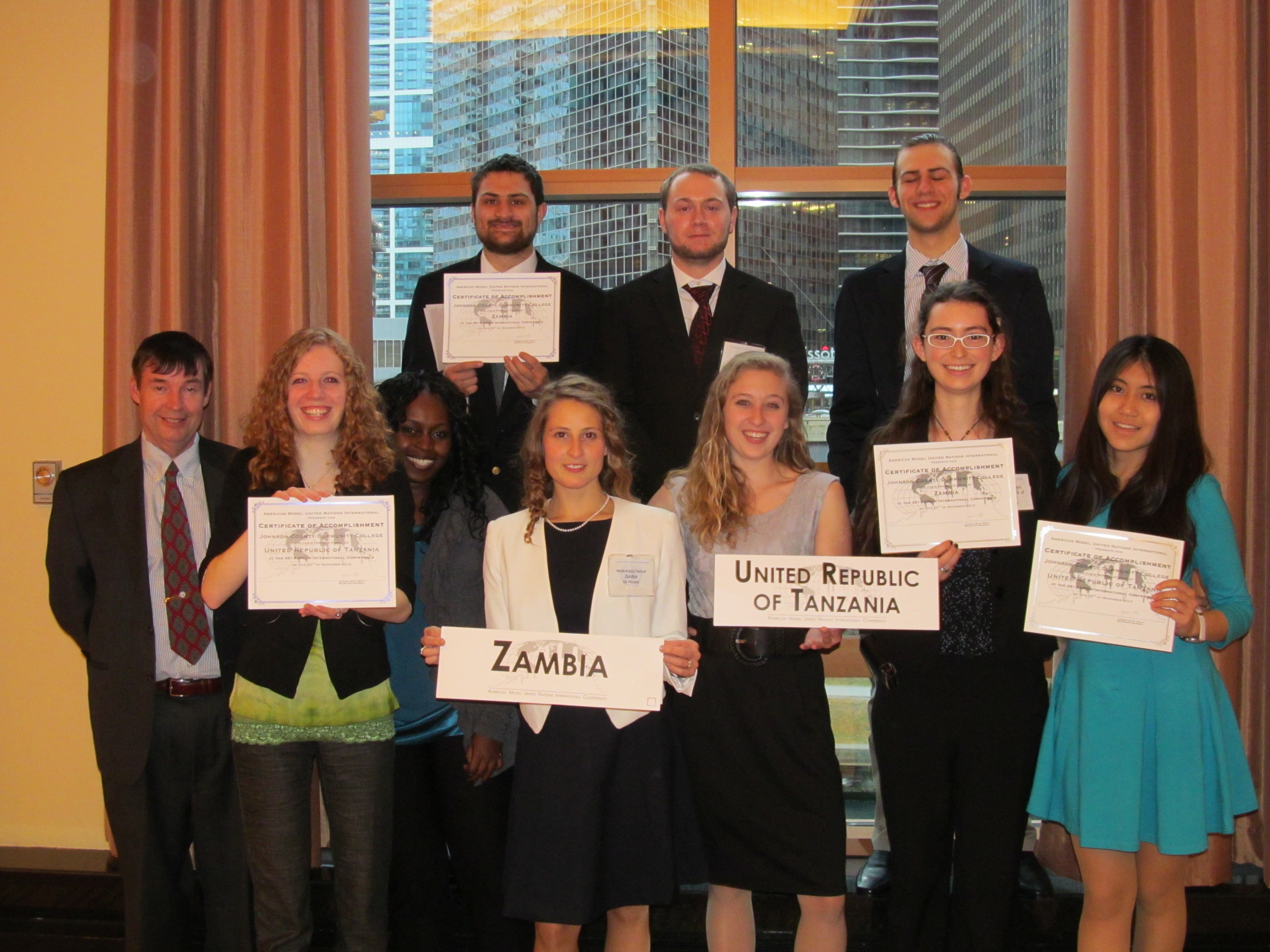 Top 10 Reasons to do Model United Nations (MUN) in College