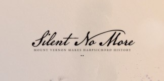 Mount Vernon harpsichord history