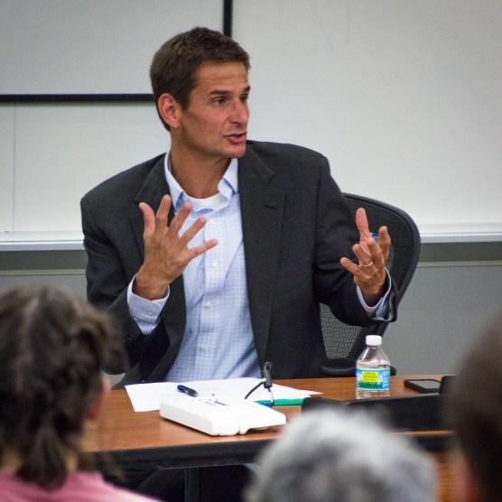 Professor Christopher Schmidt