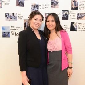 Dove Haase and Jun Qiu