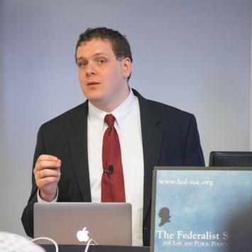 Professor Josh Blackman