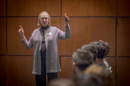 Jayne Schreiber, Assistant Dean for Career Services