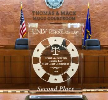 2018 Schreck Second Place Award