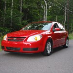 Chevy Cobalt, the car central to the ignition switch recall