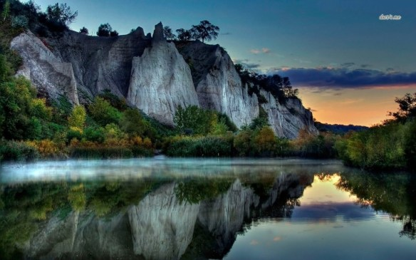4343-mountain-reflection-in-the-water-1280x800-nature-wallpaper