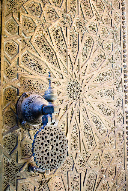 fes brass door