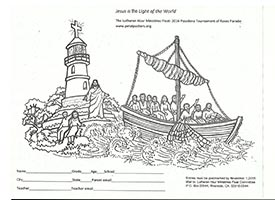 Students, teachers can win prizes in coloring contest